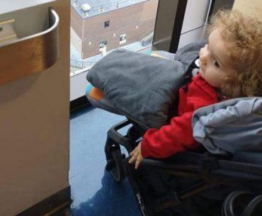 Μήνυμα ελπίδας για τον μικρό μαχητή της ζωής